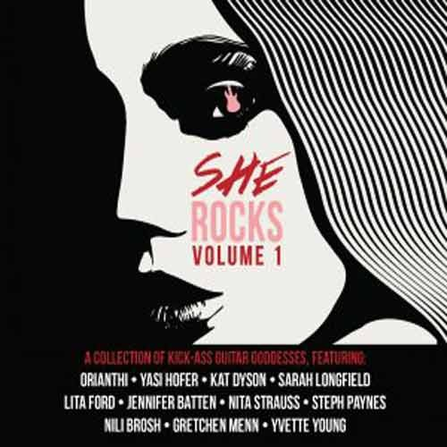 Various Artists - She Rocks, Vol.1