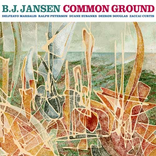 B.J. Jansen - Common Ground