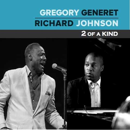 Gregory Generet / Richard Johnson - 2 Of A Kind