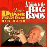Jerry Drake and The Front Page Big Band - A Tribute To The Big Bands