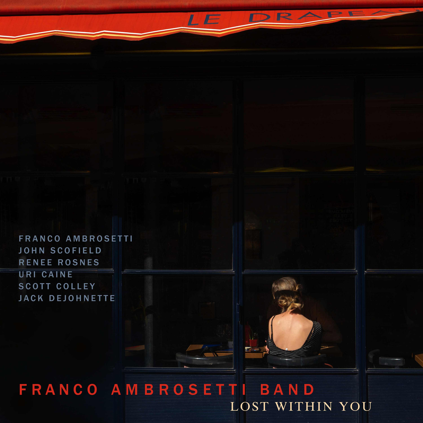 Franco Ambrosetti Band - Lost Within You