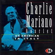Charlie Mariano Quartet - An American in Italy